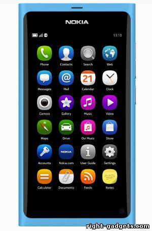 Обзор смартфона Nokia N9