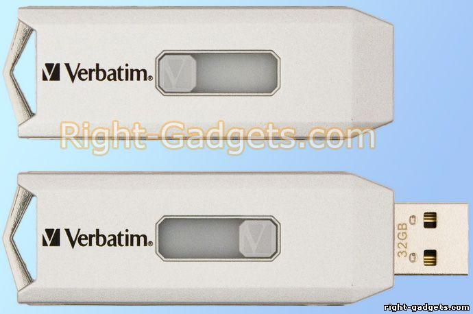 USB flash накопитель Verbatim Executive