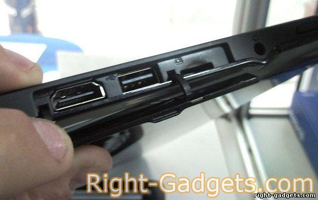 USB и HDMI выходы у ViewSonic_ViewPad_10s