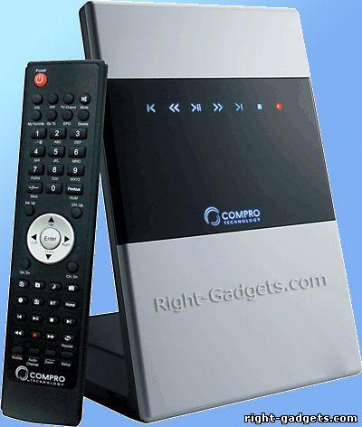 HD плеер Compro VideoMate NMC 1000W с пультом