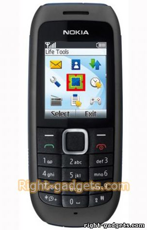 Nokia 1616 передняя панель