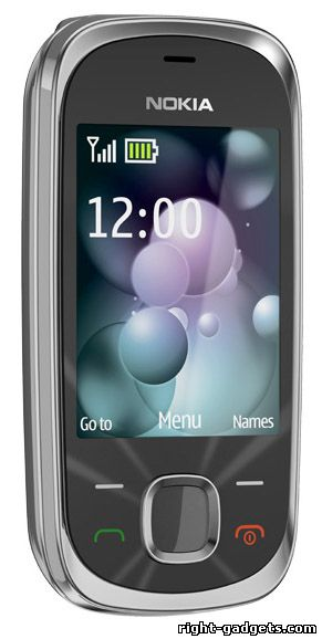 Обзор Nokia 7230
