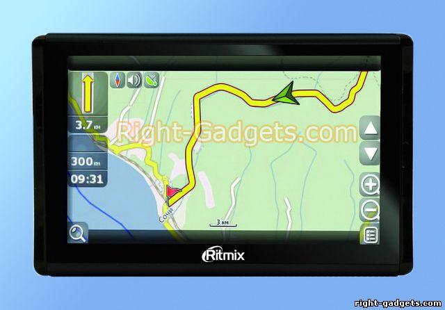 Навигатор Ritmix_RGP-590